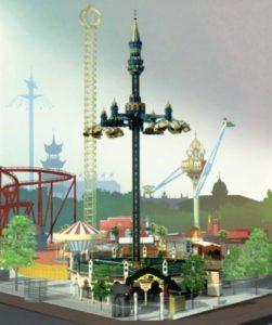Fata Morgana in Tivoli Gardens