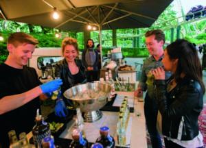 Eft Midsummer Festival Gin en Tonic 16pers