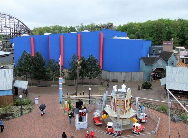 Studio 7 in Movie Park Germany - Foto: © Adri van Esch