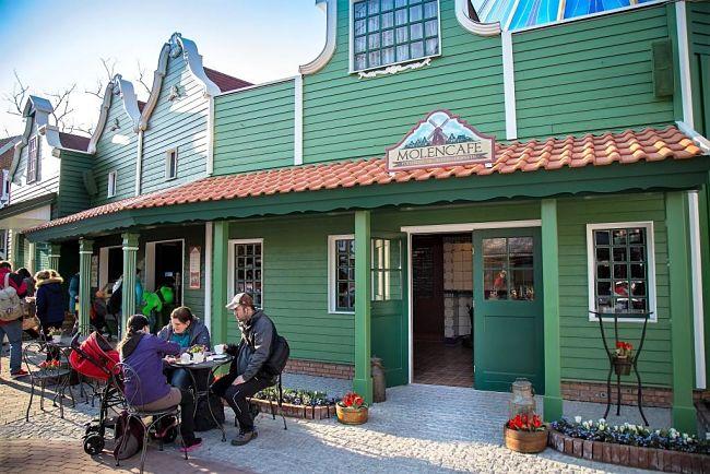 Het Molencafé in Europa-Park
