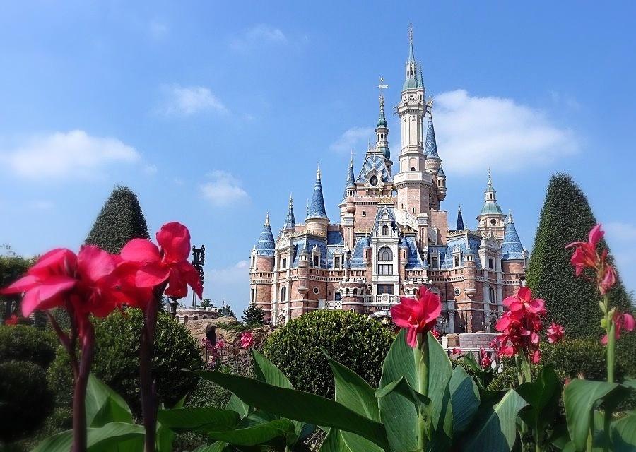 Enchanted Storybook Castle in Shanghai Disneyland - Foto: © Adri van Esch