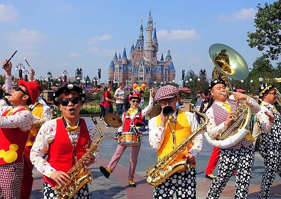 Shanghai Disneyland- © Foto: Adri van Esch