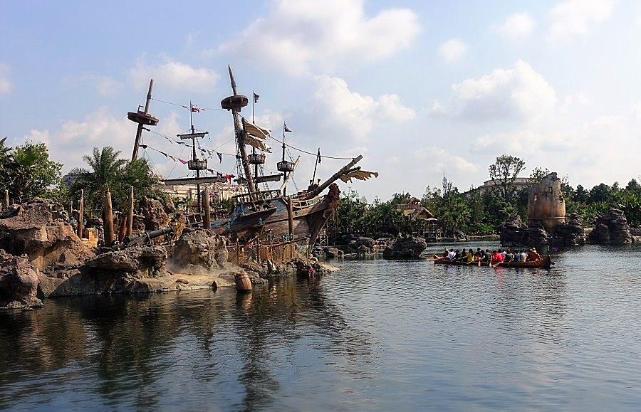 Shanghai Disneyland - Foto: © Adri van Esch