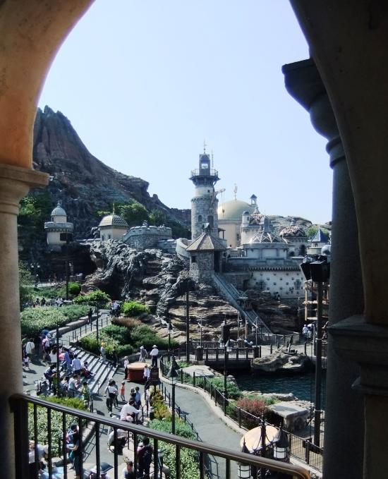 Fort op het Mysterious Island van Tokyo DisneySea - Foto: (c) Parkplanet