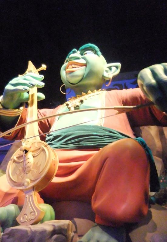Sindbad's Storybook Voyage in Tokyo DisneySea - Foto: (c) Parkplanet