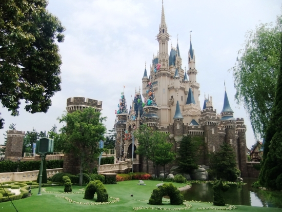 Het kasteel van Tokyo Disneyland - Foto: (c) Parkplanet