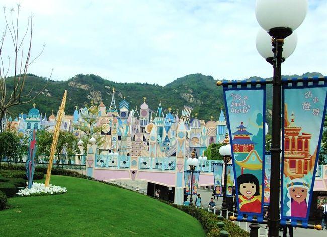 It's a Small World in Hong Kong Disneyland - Foto: © Adri van Esch