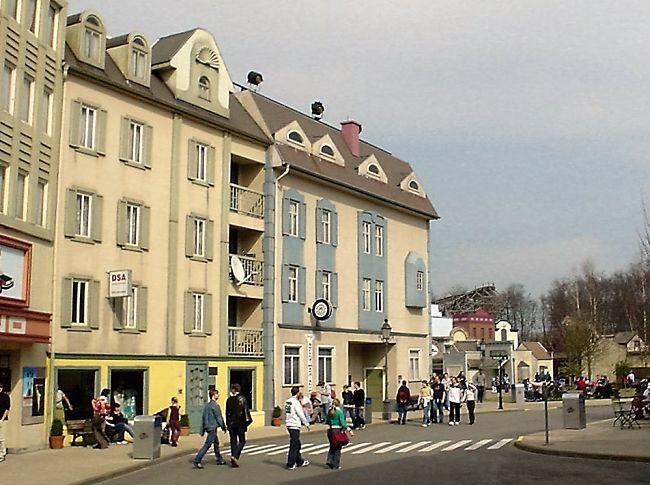 Marienhof in Movie Park Germany - Foto: © Adri van Esch