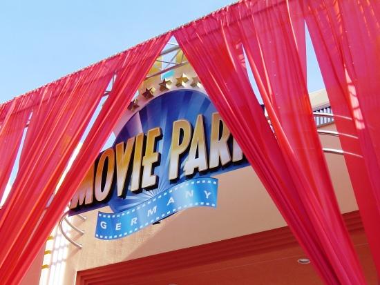 De opening van Movie Park Germany in 2005 - Foto: © Adri van Esch