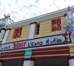 Astérix L'Expo in Parc Astérix