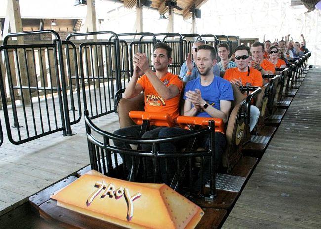 De Troy Coaster Challenge in Toverland - Foto: © Adri van Esch