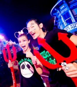 Halloween in Hong Kong Disneyland - Foto: (c) Disney