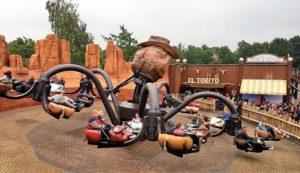 El Torito in Attractiepark Slagharen