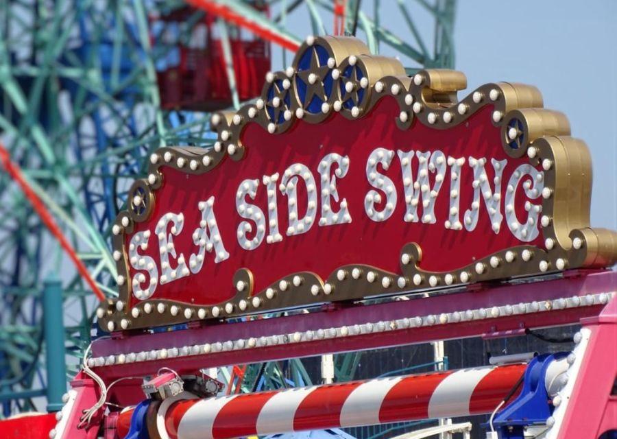 Sea Side Swing op Coney Island - Foto: © Adri van Esch