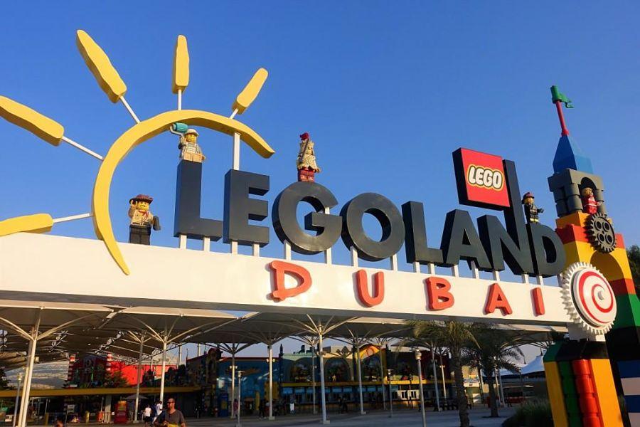 Legoland Dubai - Foto: © Adri van Esch