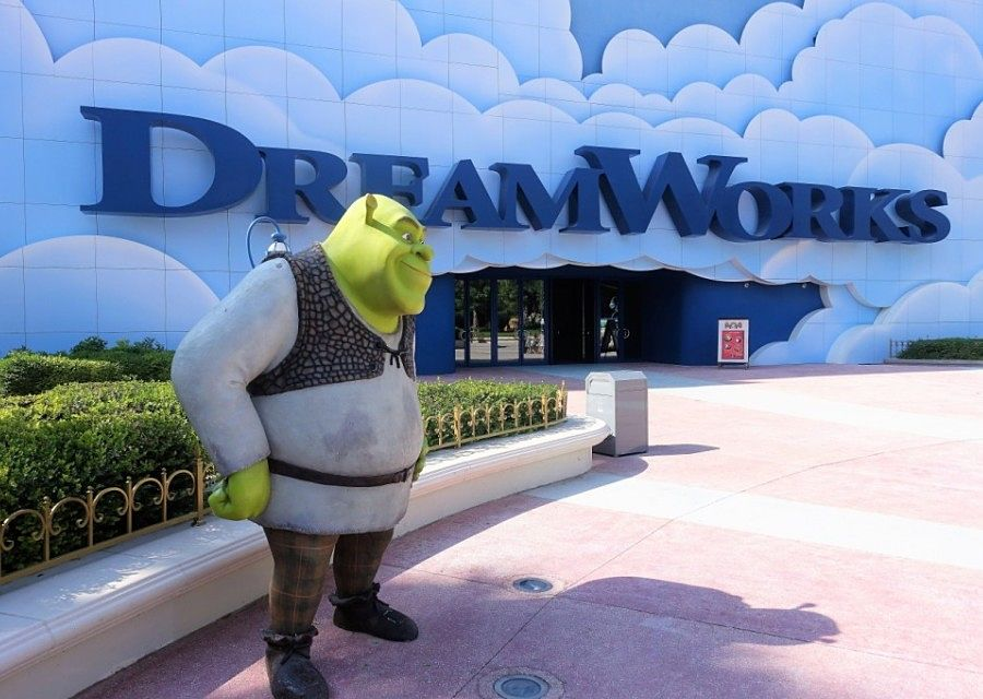 Dubai Parks: Themagebied DreamWorks in Motiongate - Foto: © Adri van Esch