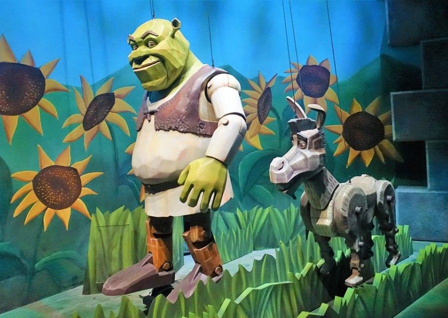 Shrek's Merry Fairy Tale Journey in Motiongate in Dubai - Foto: © Adri van Esch