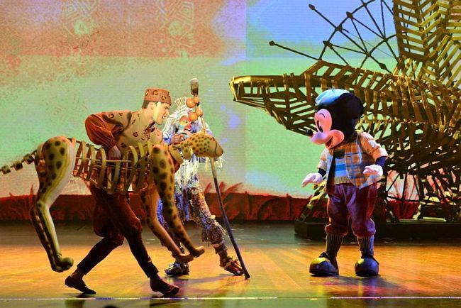 Mickey and the Magician in Walt Disney Studios - Foto: © Disney