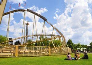 Thunder Loop in Attractiepark Slagharen - Foto: © Adri van Esch