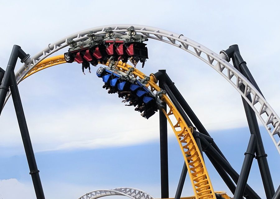 West Coast Racers in Six Flags Magic Mountain - Foto: Jeremy Thompson (Flickr)