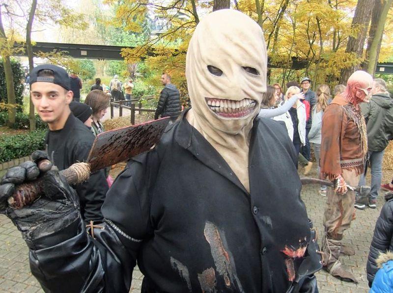 Halloween in Bobbejaanland - Foto: © Adri van Esch