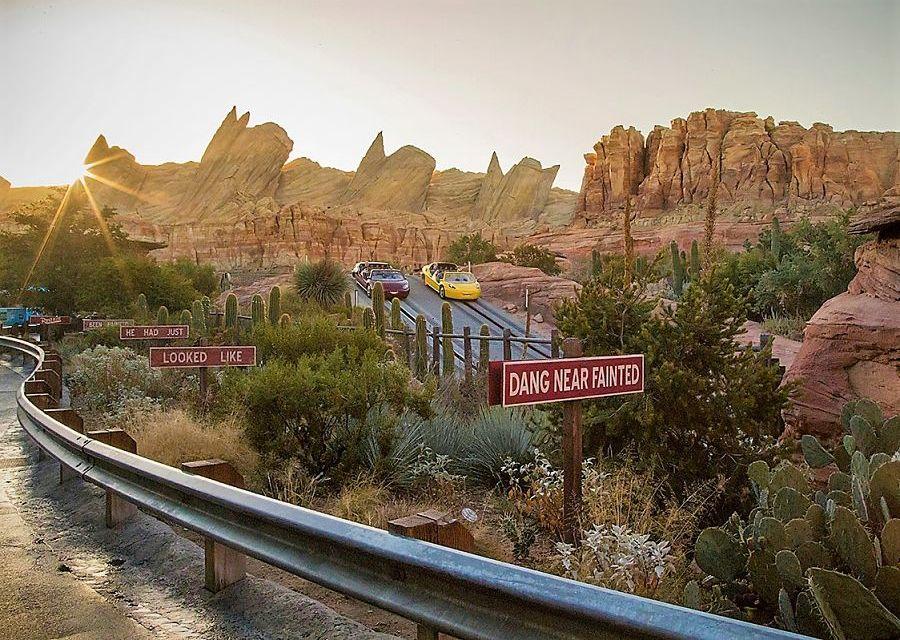 Cars Land in Disney California Adventure - Foto: © Joshua Sudock / Disneyland
