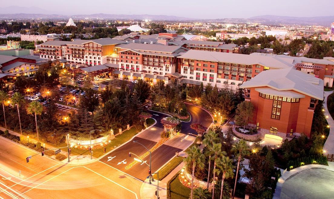 Grand Californian Hotel - Foto: © Disney / Paul Hiffmeyer