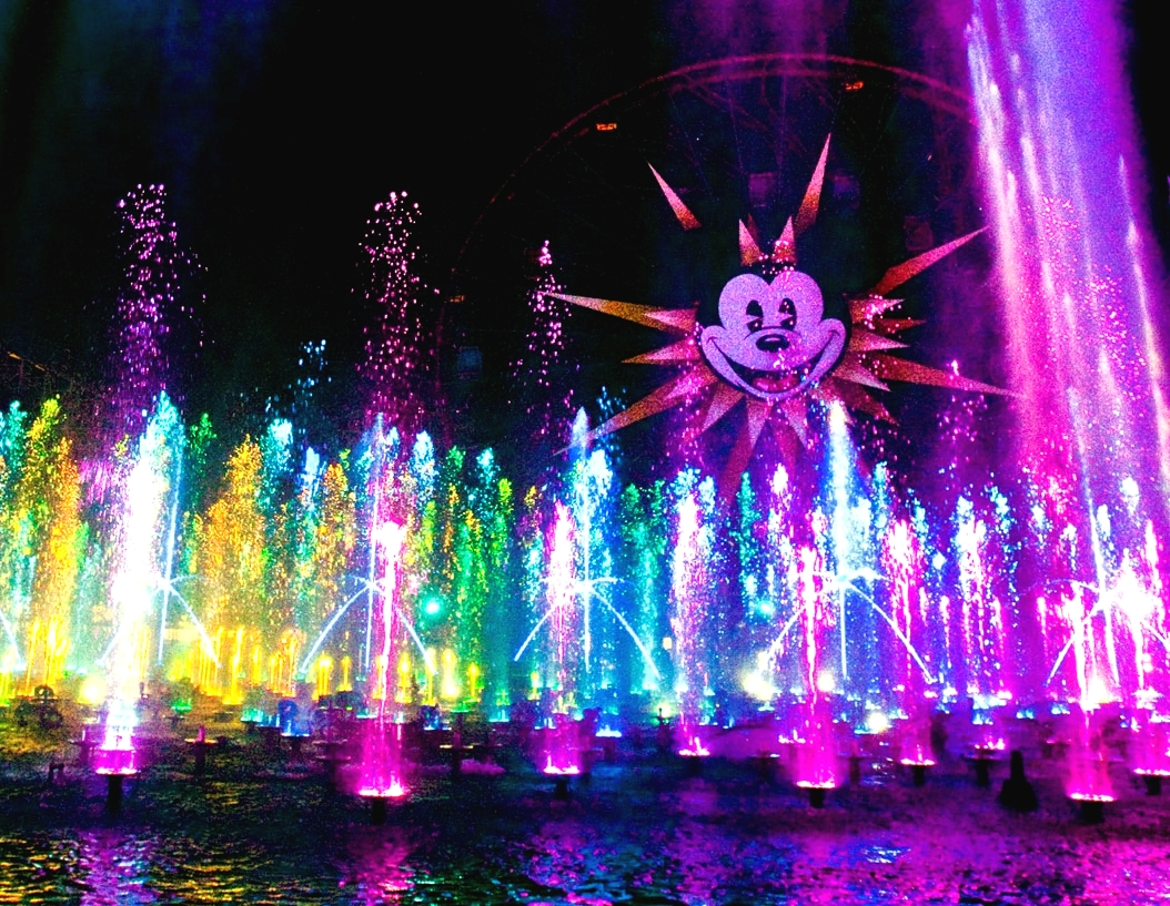 Disney's World of Color in Disney California Adventure - Foto: © Disney