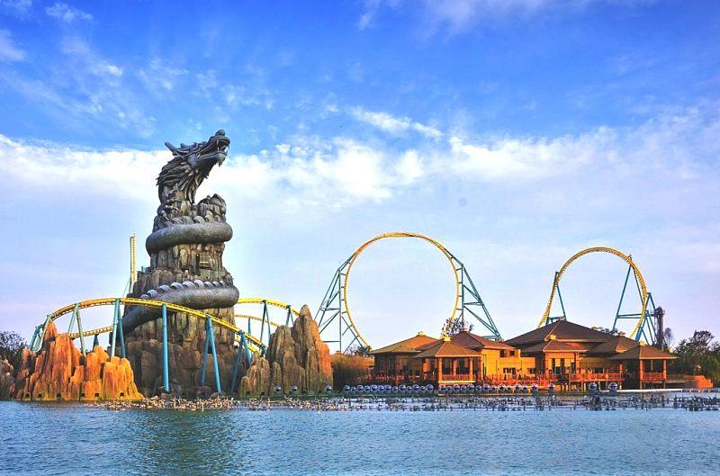 Wanda Hefei Theme Park - Foto: Jora Vision