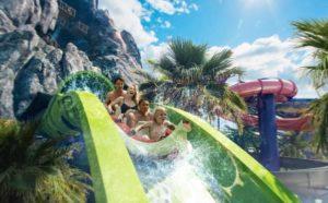 Krakatau Aqua Coaster in Volcano Bay in Universal Resort Florida