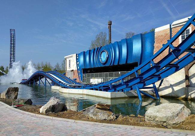 Pulsar in Walibi Belgium