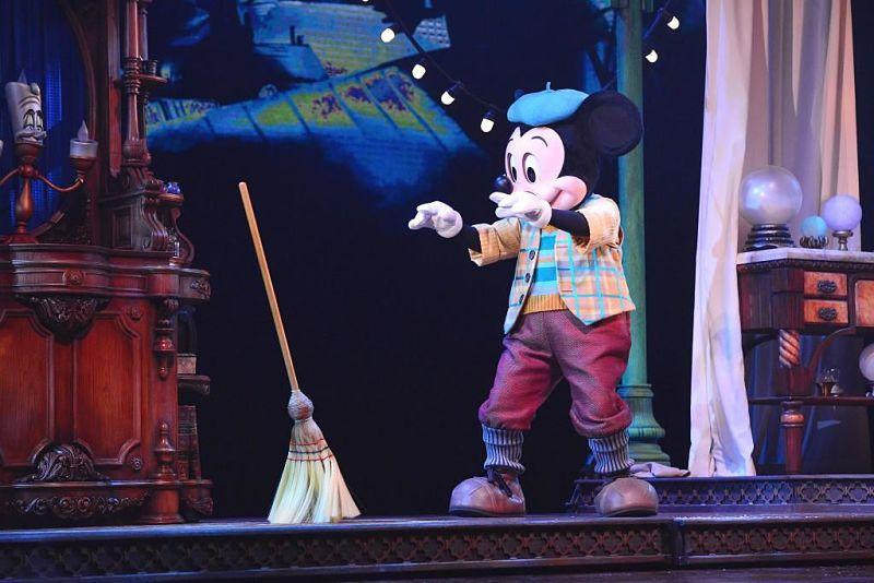 Mickey and The Magician in Walt Disney Studios Paris - Foto: (c) Disney