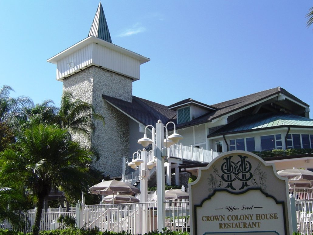 Busch Gardens Crown Colony House 05PP