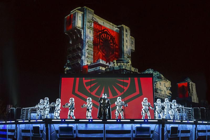 Star Wars: A Galactic Celebration in Walt Disney Studios - Foto: © Disney