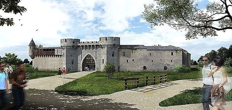 Hotel  La Citadelle in Puy du Fou