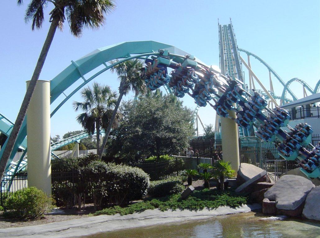 SeaWorld Kraken 05PP