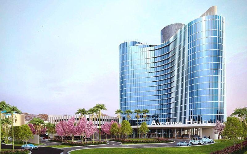 Aventura Hotel in Universal Studios Florida