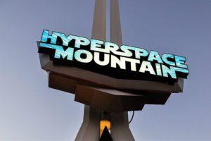 Hyperspace Mountain - Foto: © Disney