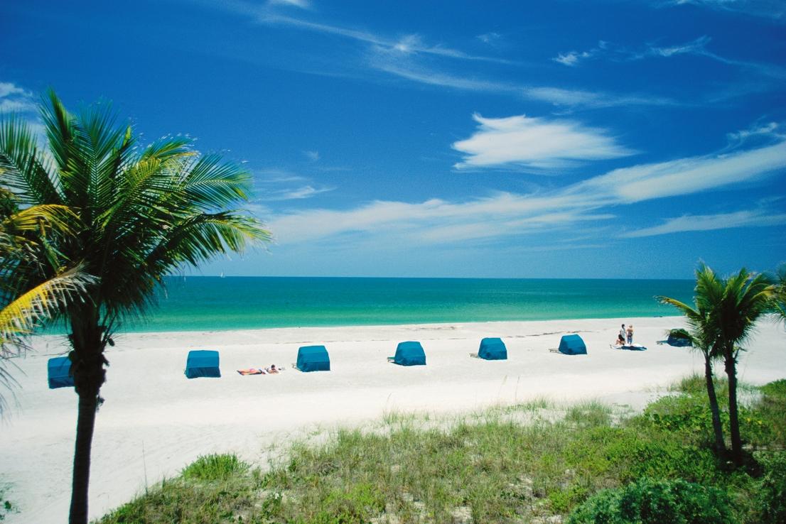 Florida strand Visit Florida