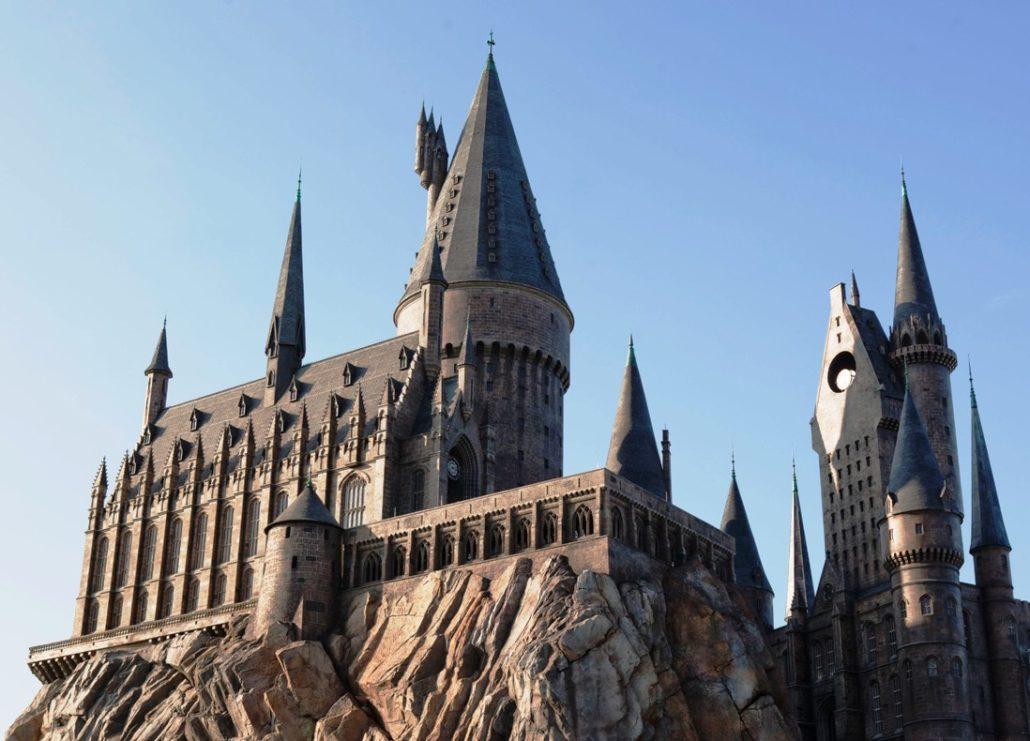 IOA Hogwarts Castle 15pers