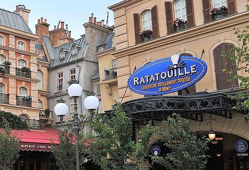 Ratatouille: L'Aventure Totalement Toquée de Rémy in Walt Disney Studios - Foto: © Disney