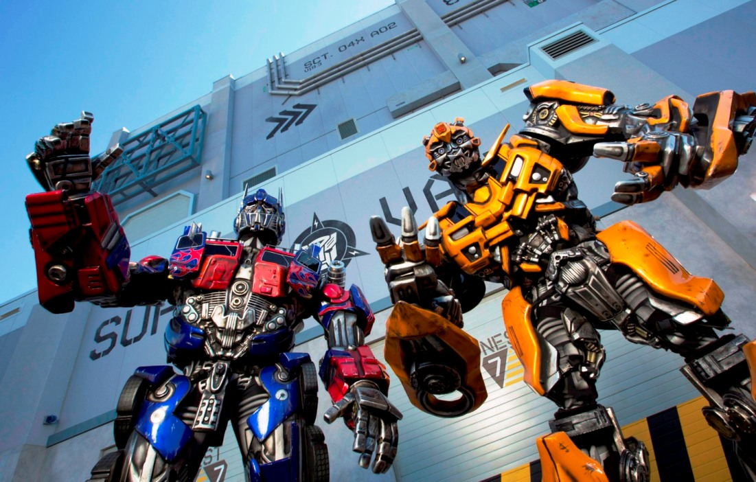 USF Transformers 15pers