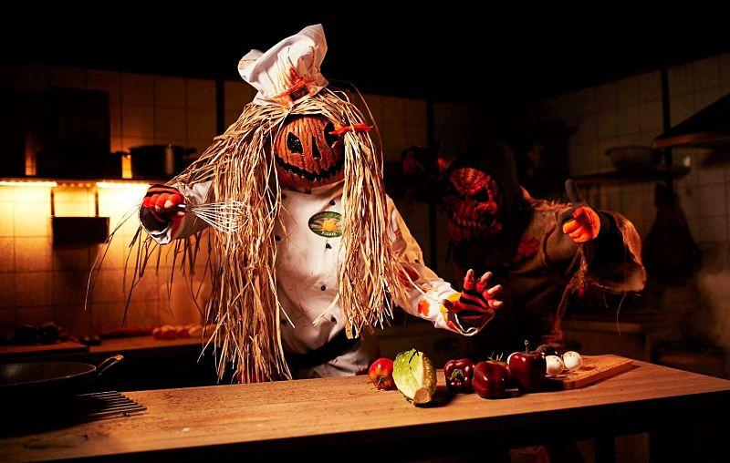 Halloween in Djurs Sommerland