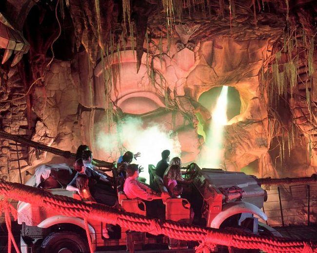 Indiana Jones in Disneyland - Foto: © Disney, LucasFilm