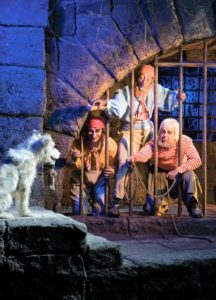 Pirates of the Caribbean in Disneyland - Foto: © Disney