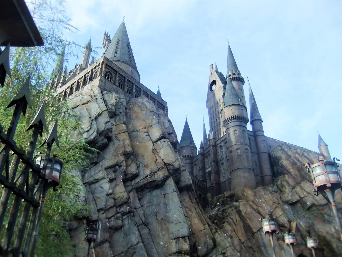 Harry Potter and the Forbidden Journey in Islands of Adventure - Foto: © Adri van Esch