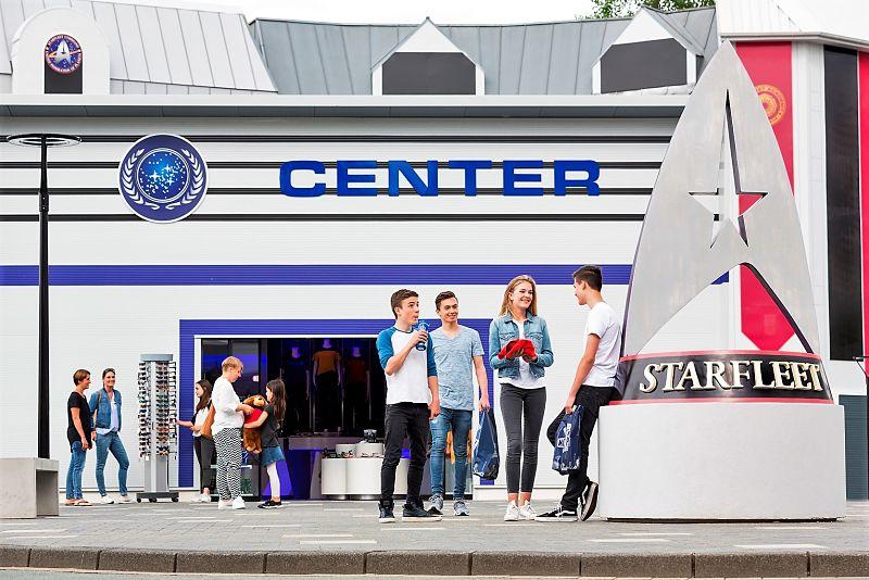 Star Trek: Operation Enterprise in Movie Park Germany - Foto: © Movie Park Germany
