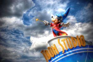 Mickey Mouse in Walt Disney Studios Park bij Parijs - Foto: Dorli Photography (Flickr cc)