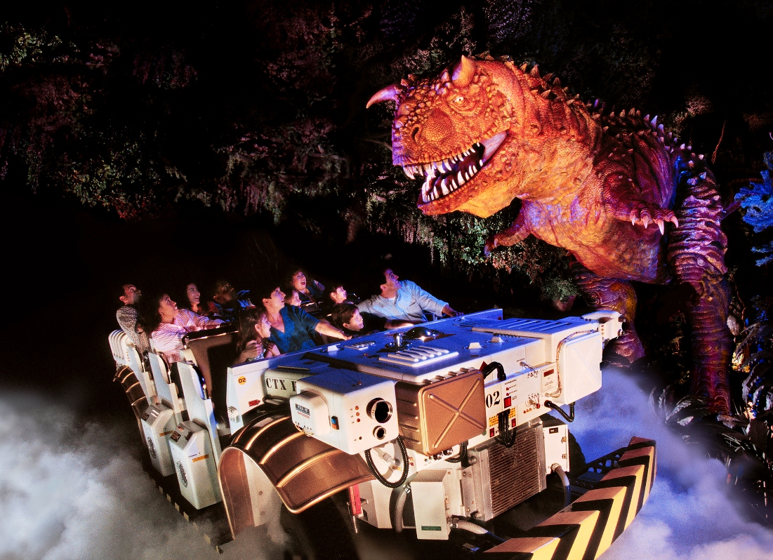Dinosaur in Animal Kingdom in Walt Disney World – Foto: © Disney