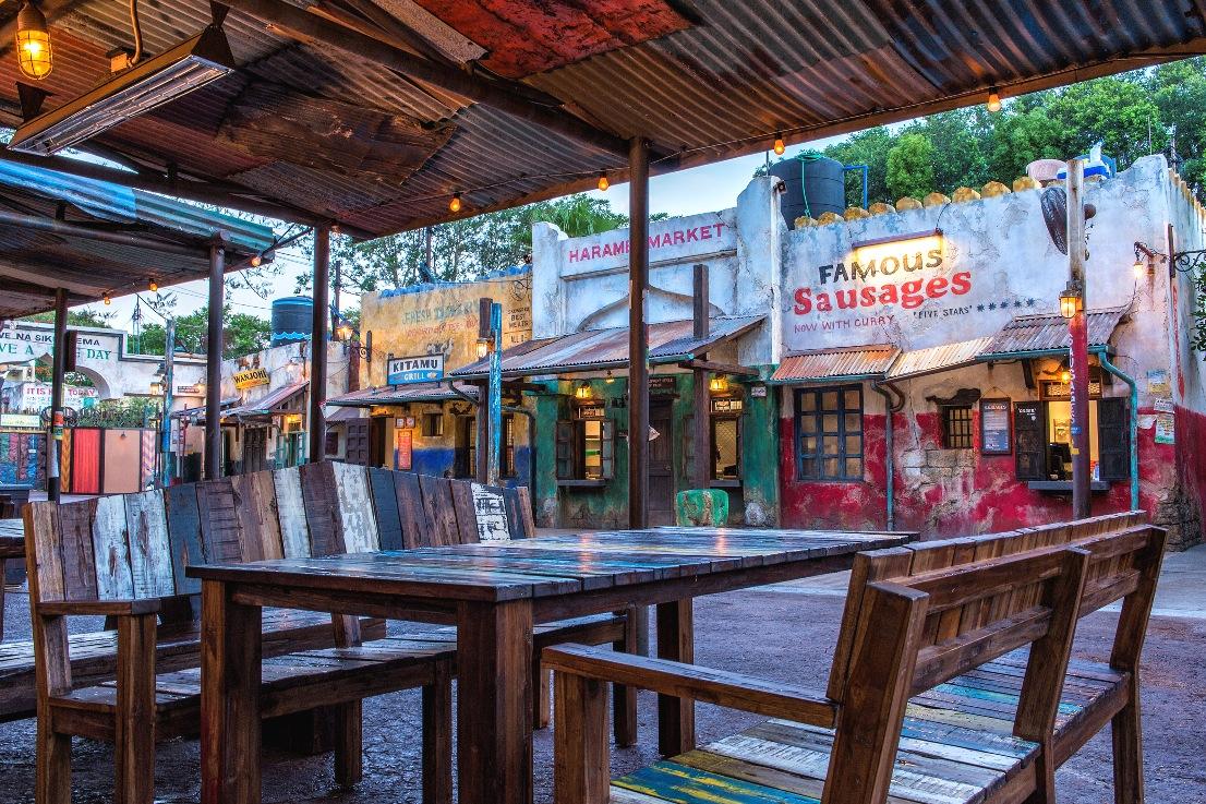 Harambe Market in Animal Kingdom in Walt Disney World – Foto: © Disney
